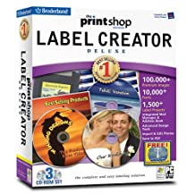 Printshop Label Creator Deluxe