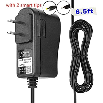 Amazon Com Eptech Ac Dc Adapter Replacement For Motorola