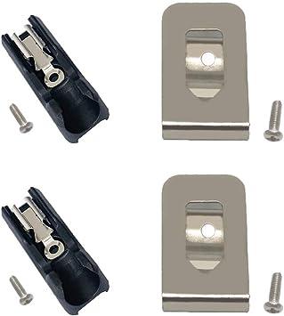 Dewalt belt hook clip /&  bit holder /& screws Bit Holder 4 Impact Drill Driver
