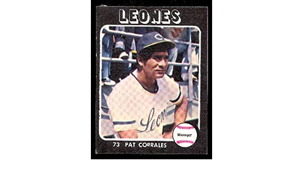 1976 Made in Venezuela Stickers (Baseball) Card# 73 Pat ...
