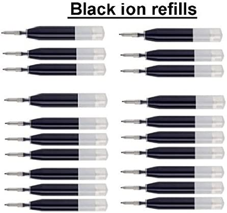 and gelicious  pens 20 Blue Refills for Cross  Ion Matrix Vice