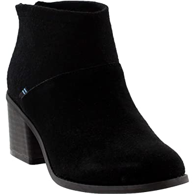 1bfb868b322 TOMS Women s Lacy Bootie (5 M US