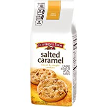 Pepperidge Farm Sweet and Simple Salted Cookie, Caramel, 5.5 Ounce