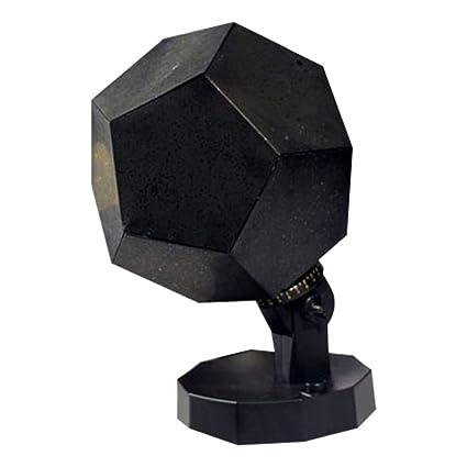 htfrgeds Proyector Giratorio Star Light, iluminación ...