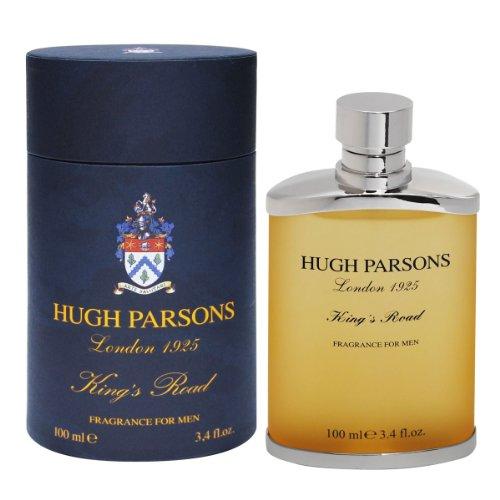 Hugh Parsons Kings Road Eau De Parfum Spray for Men, 3.4 Ounce