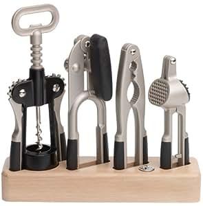 Pedrini 4-Piece Kitchen Starter Set