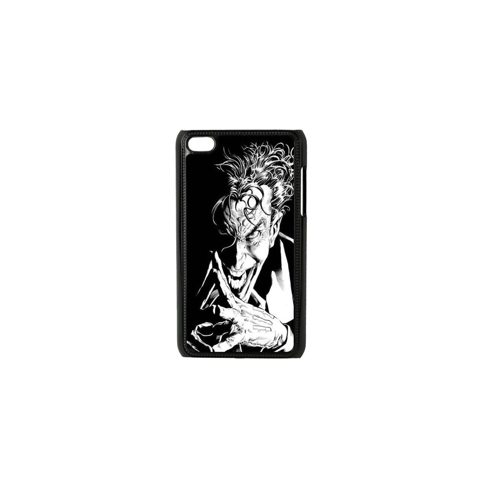 Phonecasezone Batman Joker IPod Touch 4th Case Cool IPod Touch 4th Back Cover Case SL0838