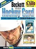 Beckett Hockey Card Price Guide No. 12, James Beckett, 1930692242