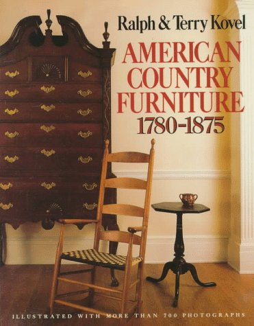(American Country Furniture: 1780-1875 )