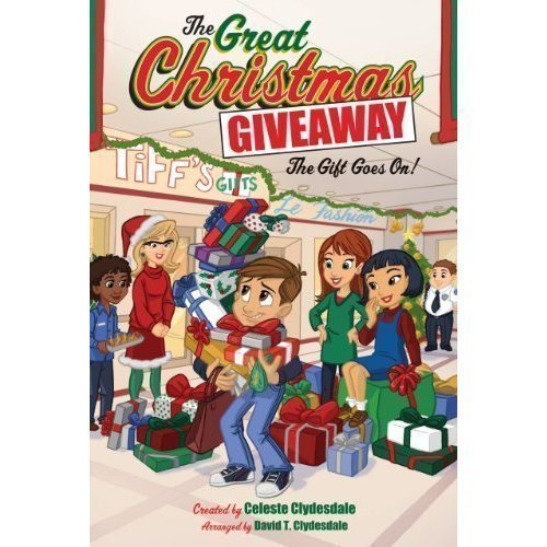 The Great Christmas Giveaway: The Gift Goes On!