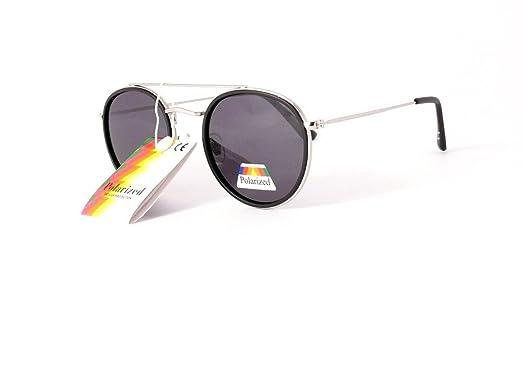 lunettes de soleil polarisantes polarisées cityvision verres ronds rondes  homme femme verres polarisés 201315 (monture 5073cba3ad13