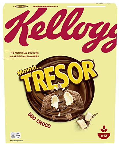 Kellogg's Mmmh Tresor Duo Choco (1 x 375 g)