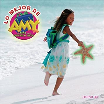 Various Artists, Danna Paola - Lo Mejor De Amy: La Nina de la Mochila Azul, Edicion Especial - Amazon.com Music