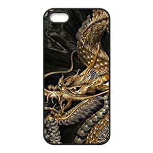 Unque magical dragon Cell Phone Case for iPhone 5S