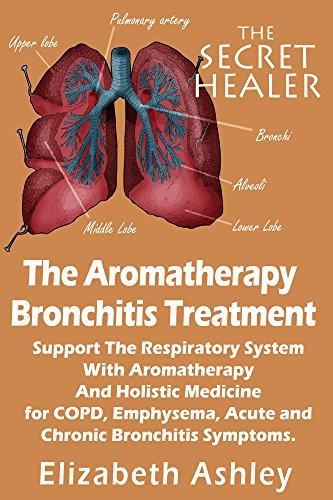 Aromatherapy Bronchitis Treatment Respiratory Essential ebook product image