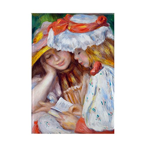 - CafePress Renoir Rectangle Magnet, 2