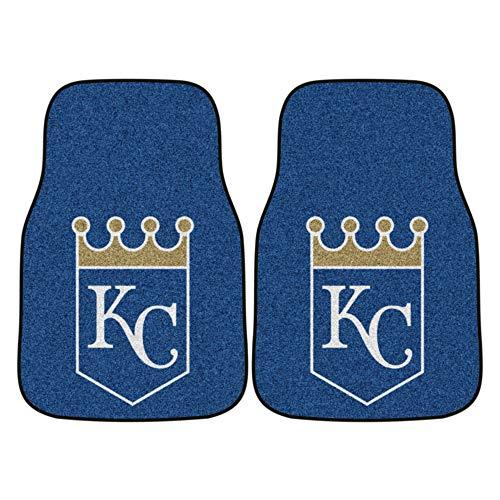 - FANMATS MLB Kansas City Royals Nylon Face Carpet Car Mat