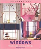 img - for Windows: How to Make Curtains and Blinds (Inspirations) book / textbook / text book