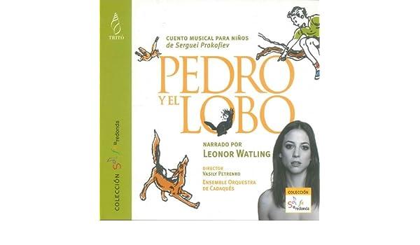 Pedro y el Lobo: El Gato Sube Al Árbol by Leonor Watling Ensemble Orquestra de Cadaqués on Amazon Music - Amazon.com