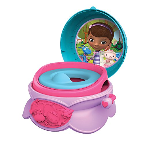 The First Years Disney Junior Doc Mcstuffins 3-In-1 Potty (Junior Seat)