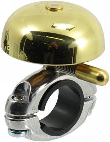 Ohgi Bell Yamabiko Ping Bell Fits 22.2//25.4 Handlebar Al-Clamp Brs