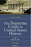 Supreme Court in United States History, 1856-1918, Charles Warren, 1893122204