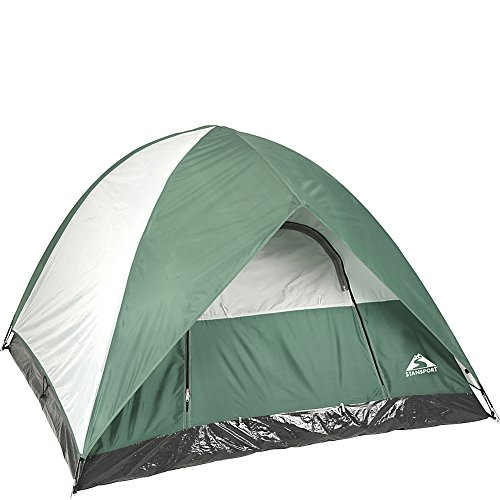 Stansport McKinley Dome Tent (Forest Green)
