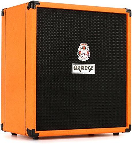 Orange Crush Bass 50W Bass Guitar Combo Amp, Orange