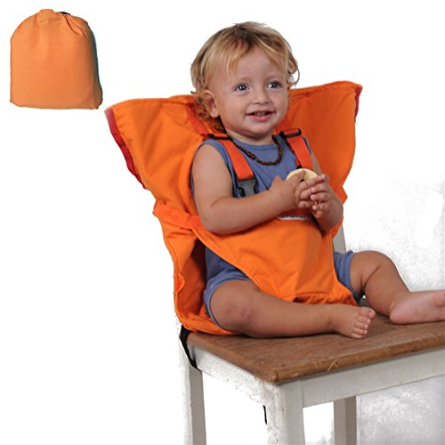 4636d3361c9 Baby High Chair Feeding Booster Safety Seat Harness Cover Sack Cushion Bag