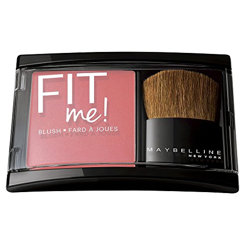 Maybelline New York Fit Me! Blush, Deep Rose, 0.16 Ounce By Rose Blush