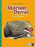 Ribambelle CE2 Éd. 2017 - BD Marion Duval SOS éléphants (French Edition)
