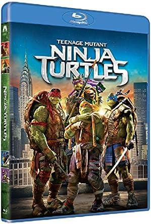 Amazon.com: Teenage Mutant Ninja Turtles (Region A Blu-Ray ...