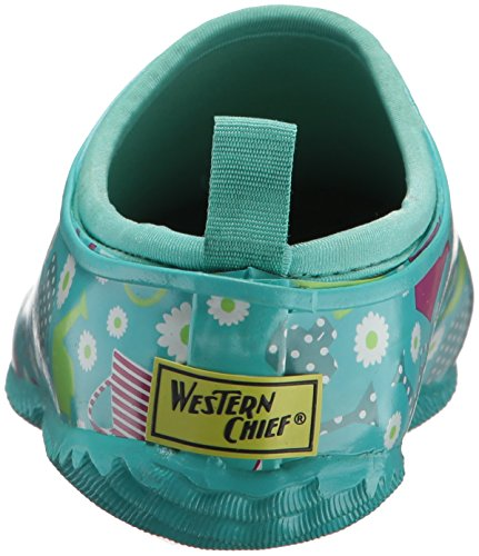 Canisters Chief Colorful Clog Women's Western Garden URcZZy