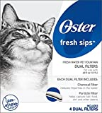 Oster Pet Fountain Filters Replacement  for Clean