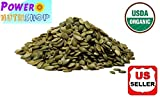 5 Pounds Pumpkin Seeds ALL Natural GROWN ORGANICALLY PREMIUM Raw Shelled Pumpkin Seeds,Pepitas,