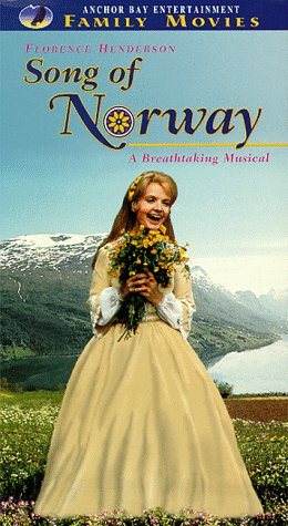 - Song of Norway [VHS]