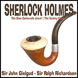 Sherlock Holmes: The Yatsley Case & The Blue Carbuncle Jewel