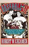 Baseball in '41, Robert W. Creamer, 0140169431