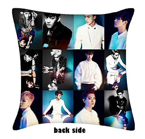 EXO Kpop Overdose SBS Costume Pillow Case Accessories