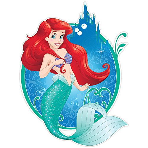 Disney Silver Buffalo DP6506 Princesses Ariel Smile Die C...