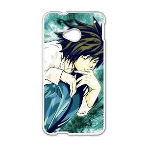 Cartoon Anime White HTC M7 case