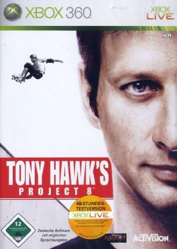 Tony Hawk's Project 8 PS3 (Kopie)