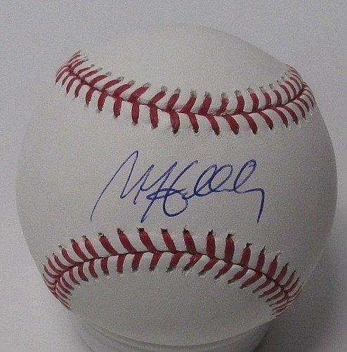 Cardinals Matt Holliday Signed Mlb Baseball Auto - 2011 Ws Champ - Yankees - JSA Certified (Matt Holliday Autographed Baseball)