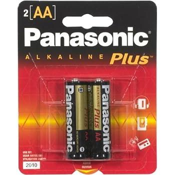 Amazon.com: Panasonic Super Heavy Duty AA Batteries (4pk