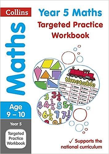 Descarga gratuita Year 5 Maths Targeted Practice Workbook: Key Stage 2 Epub