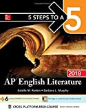 img - for 5 Steps to a 5: AP English Literature 2018 book / textbook / text book