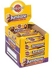 Pedigree Jumbone Medium Dog Treats with Chicken and Rice, 2 x 100 g (Pack of 12)