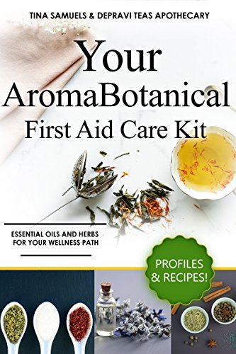 Your AromaBotanical First Aid Care Kit: Essential Oils and Herbs for Your Wellness Path - Aid Wellness Oil