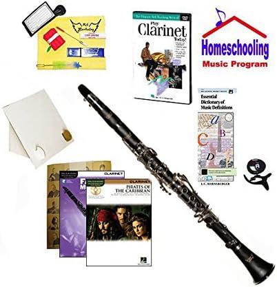 RS Berkeley Homeschool - Pack de música para clarinete ...
