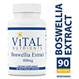 Vital Nutrients – Boswellia Serrata Extract 400 mg – Herbal Support for Joint and Digestive Health – 90 Capsules